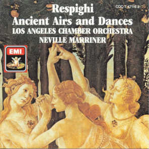 Sir Neville Marriner/Los Angeles Chamber Orchestra
