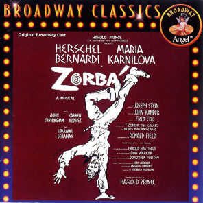 New Broadway Cast of Zorba (1983)