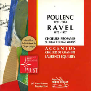 Choeur de Chambre Accentus, Laurence Equilbey