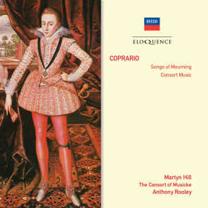 Anthony Rooley, The Consort of Musicke & Martyn Hill