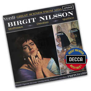 Birgit Nilsson, Louis Quilico, Orchestra of the Royal Opera House, Covent Garden & Sir John Pritchard