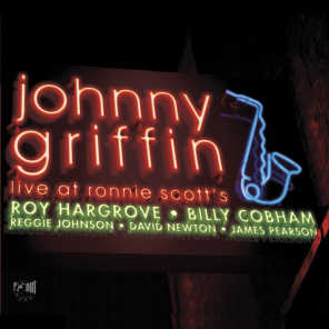 Johnny Griffin with Roy Hargrove & Billy Cobham