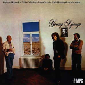 Stéphane Grappelli with Philip Catherine, Larry Coryell & Niels-Henning Ørsted Pedersen