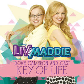 Cast - Liv and Maddie