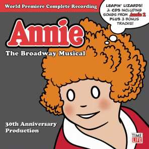 Annie: The Broadway Musical 30th Anniversary Cast Recording