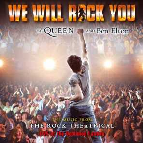 The Cast of 'We Will Rock You'
