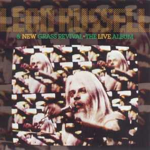 Leon Russell & New Grass Revival