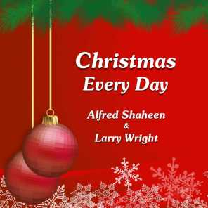 Alfred Shaheen & Larry Wright