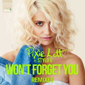 Won't Forget You (Remixes) [feat. Stylo G]