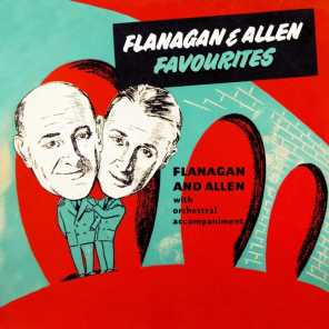 Bud Flanagan and Chesney Allan