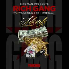 Lifestyle (feat. Young Thug & Rich Homie Quan)