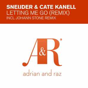 Sneijder and Cate Kanell