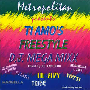Freestyle DJ Mega Mix