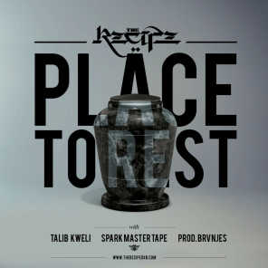 Place to Rest (feat. Spark Master Tape & Talib Kweli)