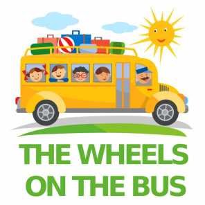 The Wheels on the Bus, Itsy Bitsy Spider and Wheels on the Bus