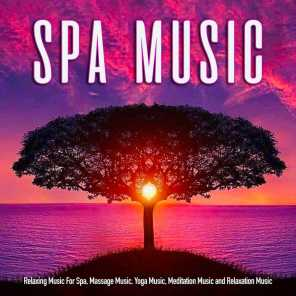 Spa Music Relaxation, Asian Zen Spa Music Meditation, Spa