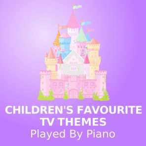 Children's Piano Songs, We Love Disney Artists and Disney Piano Players