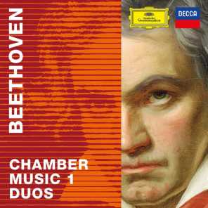 Beethoven 2020 – Chamber Music 1: Duos