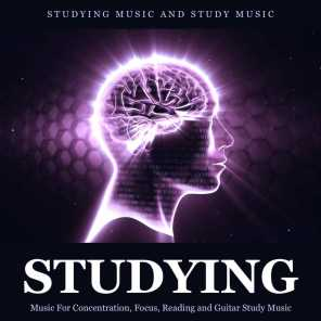 Studying Music for Concentration, Focus, Reading and Guitar Study Music