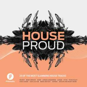 House Proud Vol. 1 (Best of house, future house and basshouse 2015 - 2016)