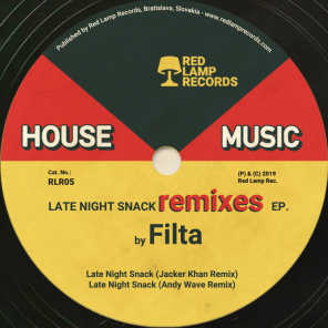 Late Night Snack Remixes EP