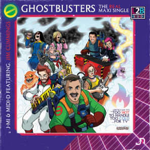 Ghostbusters (The Real Maxi Single) [feat. Jim Cummings]