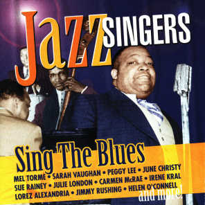 Jazz Singers Sing the Blues - Smooth Silky Ballads