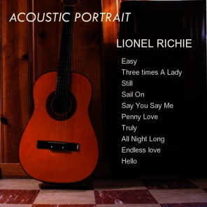 Lionel Richie Acoustic Portrait