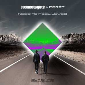 Cosmic Gate & Foret