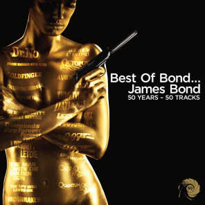 Best of Bond...James Bond 50 Years - 50 Tracks