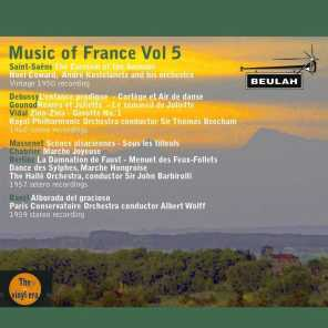 Music of France, Vol. 5
