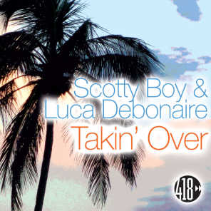 Scotty Boy & Luca Debonaire