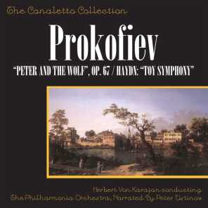 Herbert Von Karajan & The Philharmonia Orchestra and Peter Ustinov
