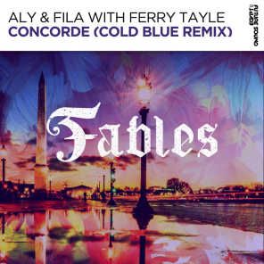 Aly & Fila with Ferry Tayle