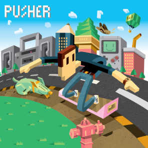 Pusher feat. Mothica