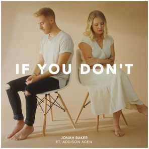 If You Don't (feat. Addison Agen)