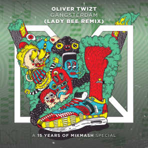 Oliver Twizt and Lady Bee