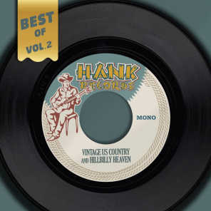 Best Of Hank Records, Vol. 2 - Vintage US Country And Hillbilly Heaven