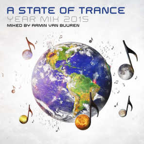 A State Of Trance Year Mix 2015 (Mixed by Armin van Buuren)