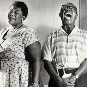 Ella Fitzgerald (With Louis Armstrong)
