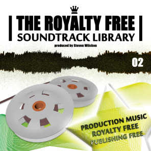 The Royalty Free Soundtrack Library (Vol.2 - Publishing Free Production Music)