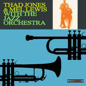 Thad Jones and Mel Lewis with the Jazz Orchestra