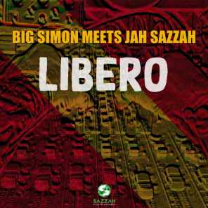 Big Simon Meets Jah Sazzah
