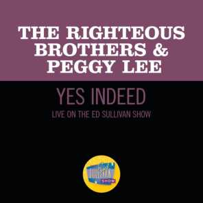 The Righteous Brothers & Peggy Lee