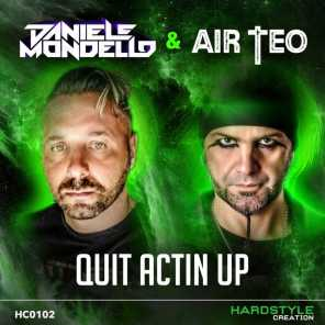 Daniele Mondello, Air Teo