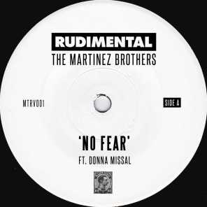 No Fear (feat. Donna Missal)