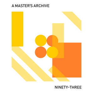 A Master's Archive