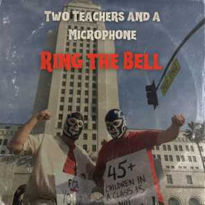 Two Teachers and a Microphone
