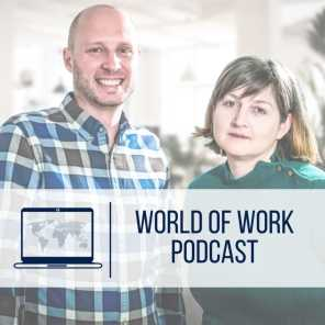JOIN JAMES AND JANE ON THEIR MISSION TO IMPROVE THE WORLD OF WORK