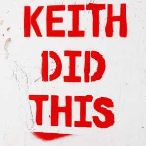 Keith Did This